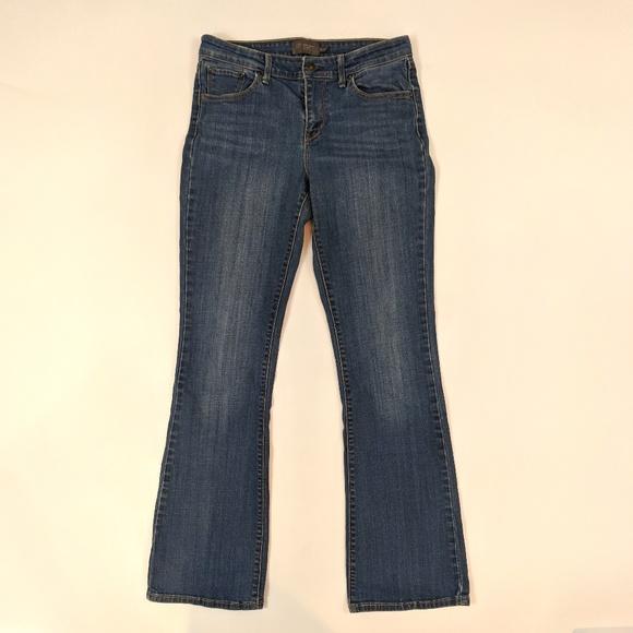 6a1990194c2 Levi s Demi Curve Classic Boot Cut Size 8 29 Jeans